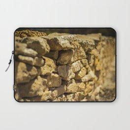 STONE WALLED  Laptop Sleeve