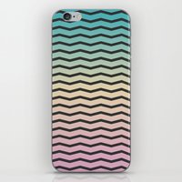 gradient iPhone & iPod Skins featuring Gradient. by Jake  Williams