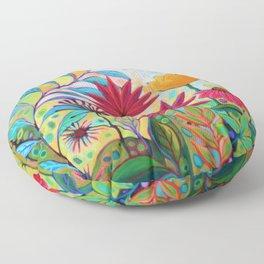 Botanical 1 Floor Pillow