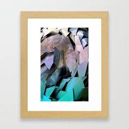 VESCICA PISCIS Framed Art Print