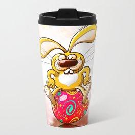 Proud Easter Bunny Travel Mug