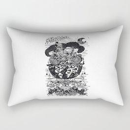 Trust in Chaos Rectangular Pillow
