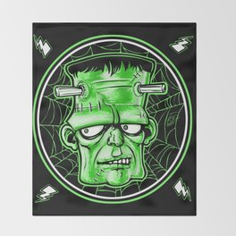 Electric Stein Throw Blanket