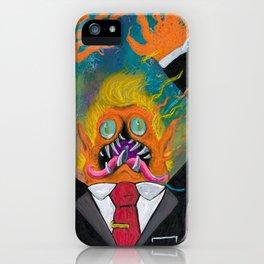 Nightosphere Trump // DRTARTS iPhone Case