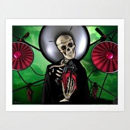 Light Reaper Art Print