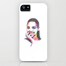 Queen B iPhone Case