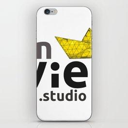 donXavier.studio iPhone Skin