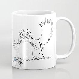 Cats are never domesticated Coffee Mug