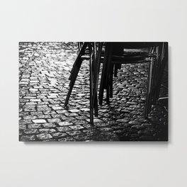 Legs Metal Print