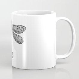The Dragonfly Key Coffee Mug