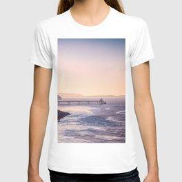 Clevedon Sea front T-shirt