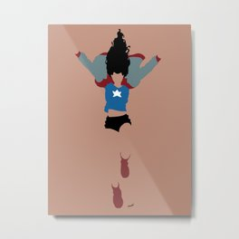 America Chavez 2 Metal Print