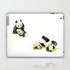 Panda and Cub Laptop & iPad Skin