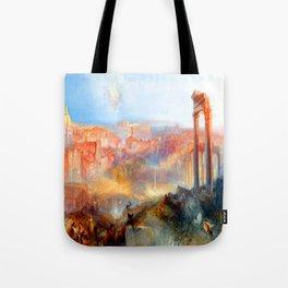 William Turner Modern Rome Tote Bag