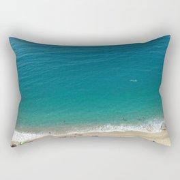 Italian Beach 1 Rectangular Pillow