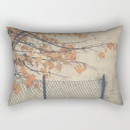 Yellow leafs Rectangular Pillow