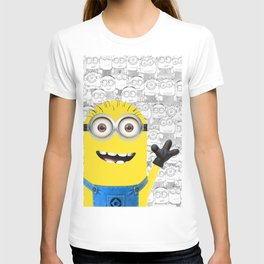 Minion and Friends T-shirt