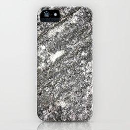 Granite Stone iPhone Case