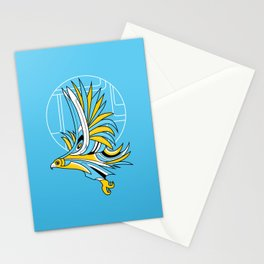 Hawk Deco Stationery Cards