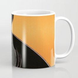 Marco Polo Tea Room Art Deco Ad Coffee Mug