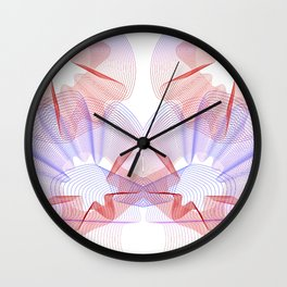 Couple love Wall Clock