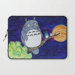 Midnight Totoro Laptop Sleeve