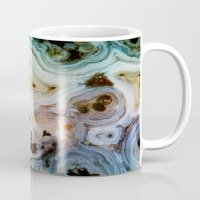 geology Mugs featuring THE BEAUTY OF MINERALS by Catspaws
