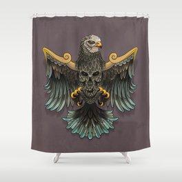 War bird Shower Curtain