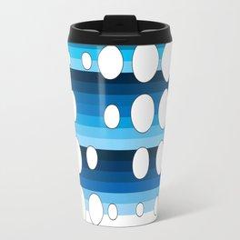 Stripes and Spots Travel Mug