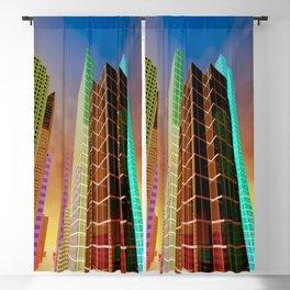 city feeling -100- Blackout Curtain