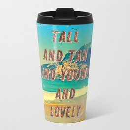 Girl from Ipanema #1 - A Hell Songbook Edition Travel Mug