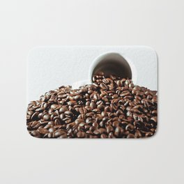 coffee pleasure Bath Mat