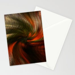 Spiral of life Stationery Cards
