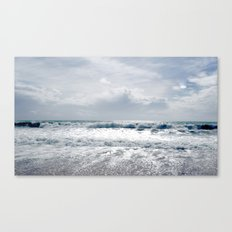 Ocean to remember Canvas Print