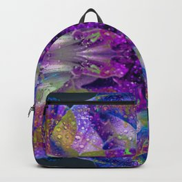 Tropical Hues in Dew Backpack