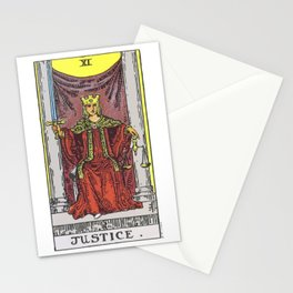 11 - Justice Stationery Cards