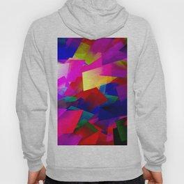 Weird cubism Hoody