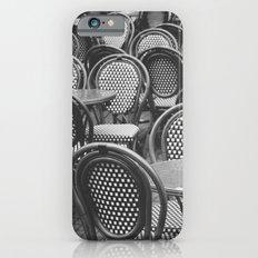 Chairs Under The Rain iPhone 6s Slim Case