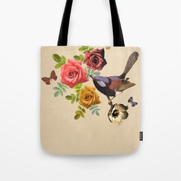 Song Bird 4 Tote Bag