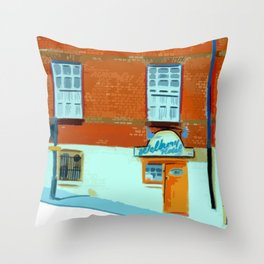 THE WELBURY Throw Pillow