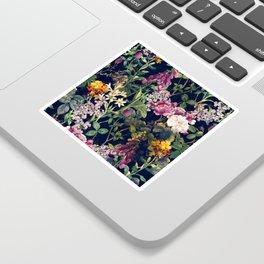 Midnight Forest VII Sticker