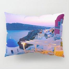 Santorini Sunset II Pillow Sham