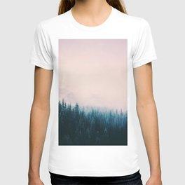 Pastel Forest T-shirt