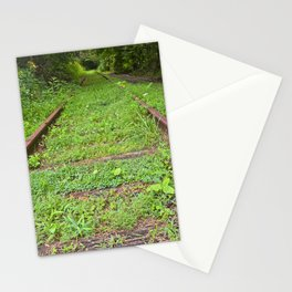 Forgotten Railway Stationery Cards