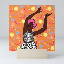 Ireti Mini Art Print