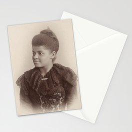 Ida B. Wells, 1893 Stationery Cards