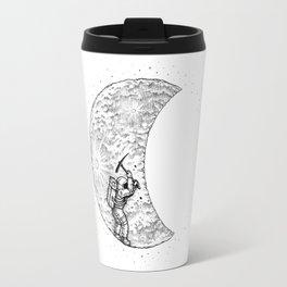 Lunar Excavation Travel Mug