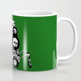 FARM TRACTORS Wheels Coffee Mug