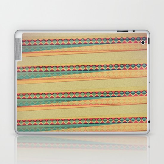 Frequencies Laptop & iPad Skin