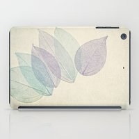 skeleton iPad Cases featuring Skeleton by Sharon Johnstone
